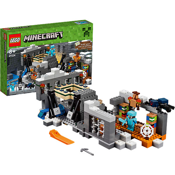 LEGO 21124 Minecraft: Das End-Portal