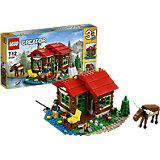 LEGO 31048 Creator Hütte am See