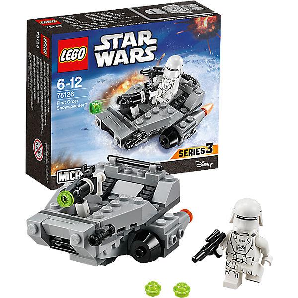 LEGO Star Wars 75126: Снежный спидер Первого Ордена