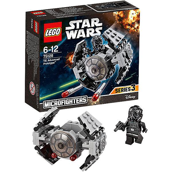 LEGO Star Wars 75128: Усовершенствованный прототип истребителя TIE™