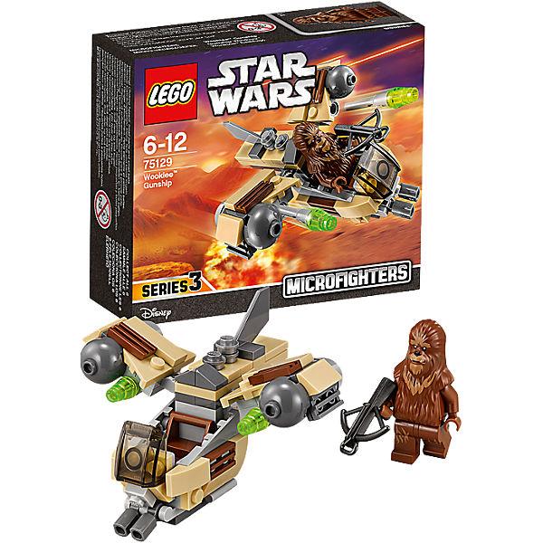 LEGO Star Wars 75129: Боевой корабль Вуки™