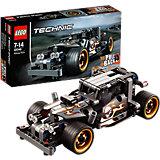 LEGO Technic 42046: Гоночный автомобиль для побега