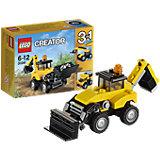 LEGO 31041 Creator Baufahrzeuge