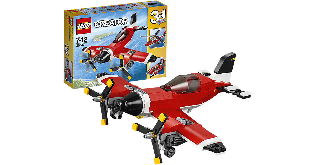 31047 Creator Propeller-Flugzeug