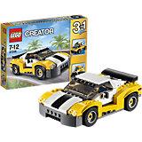 LEGO 31046 Creator Schneller Sportflitzer