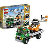 LEGO 31043 Creator Hubschrauber-Transporter