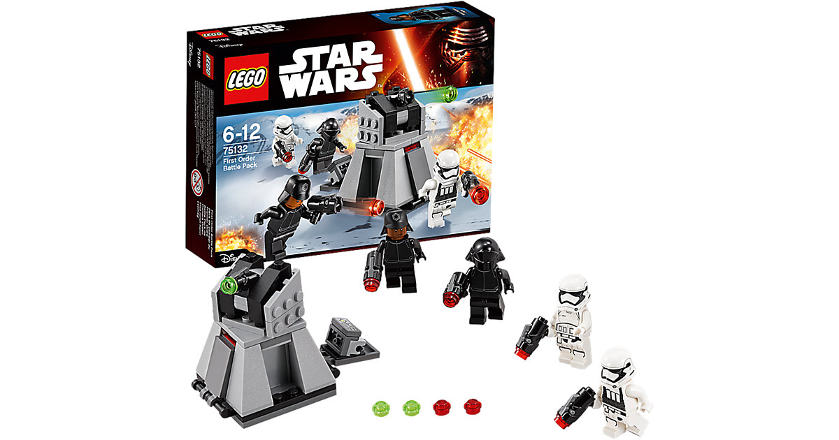 75132 Star Wars First Order Battle Pack