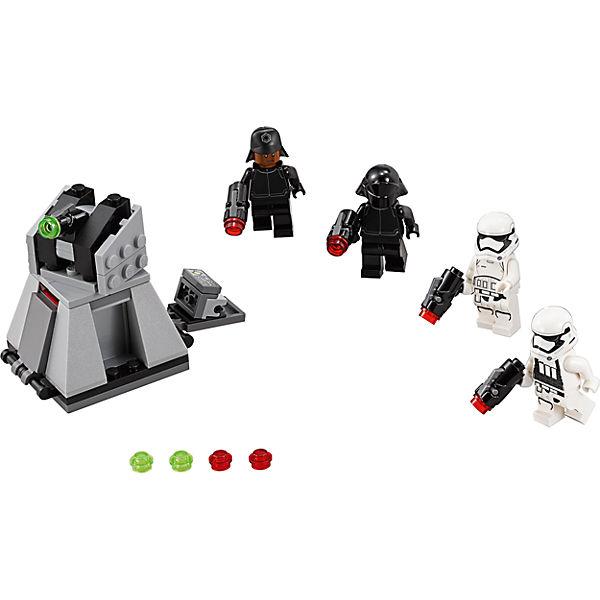 LEGO Star Wars 75132: Боевой набор Первого Ордена