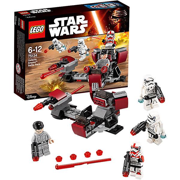 LEGO Star Wars 75134: Боевой набор Галактической Империи™