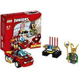 LEGO Juniors 10721: Железный человек против Локи