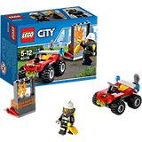 LEGO City 60105: Пожарный квадроцикл