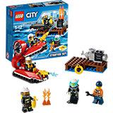 LEGO City 60106: Набор для начинающих «Пожарная охрана»