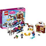 LEGO Disney Princesses 41066: Анна и Кристоф: прогулка на санях