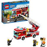 LEGO 60107 City Feuerwehrfahrzeug mit fahrbarer Leiter