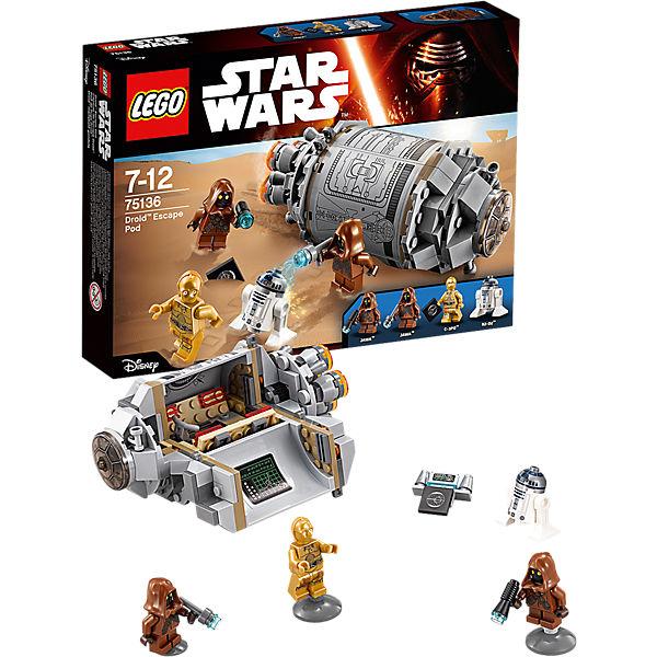 LEGO Star Wars 75136: Спасательная капсула дроидов™
