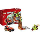 LEGO Juniors 10722: Схватка со змеями