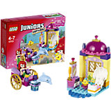 LEGO Juniors 10723: Карета Ариэль