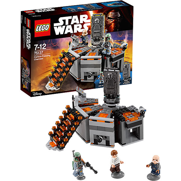 LEGO Star Wars 75137: Камера карбонитной заморозки