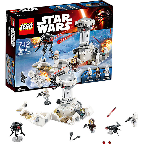 LEGO Star Wars 75138: Нападение на Хот™