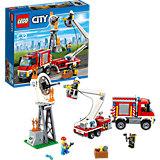 LEGO 60111 City Feuerwehr-Einsatzfahrzeug