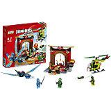 LEGO Juniors 10725: Затерянный храм
