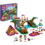 LEGO Friends 41121: Спортивный лагерь: сплав по реке