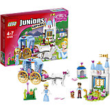 LEGO Juniors 10729: Карета Золушки