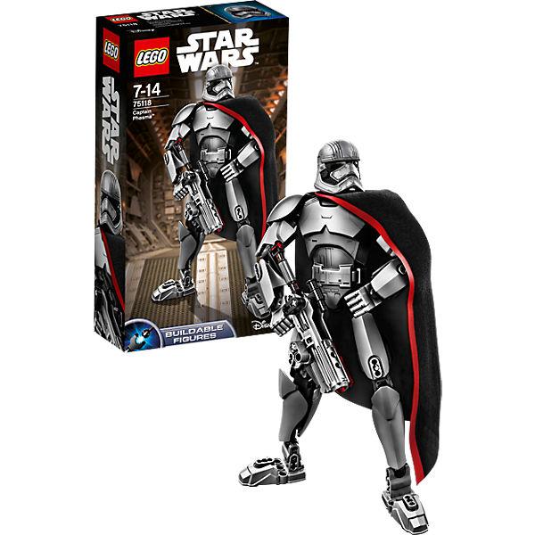 LEGO Star Wars 75118: Капитан Фазм