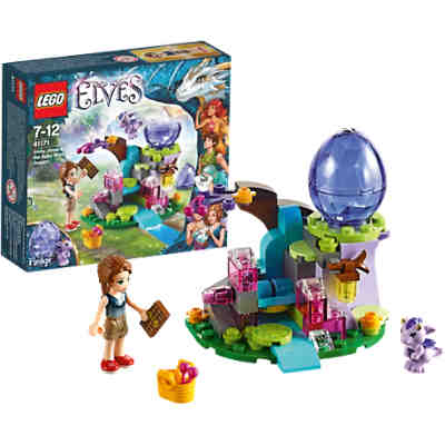 LEGO 41171 Elves Emily Jones & das Winddrachen-Baby
