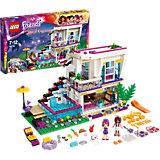 LEGO 41135 Friends Livis Popstar-Villa
