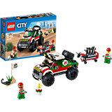 LEGO City 60115: Внедорожник 4x4