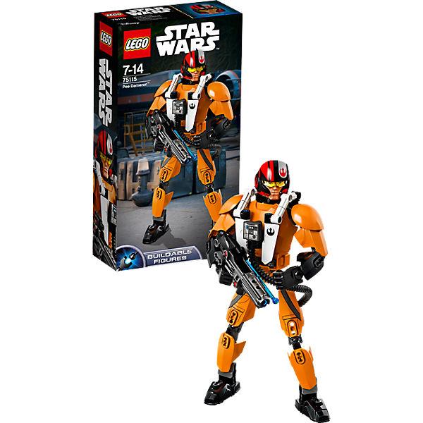 LEGO Star Wars 75115: По Дамерон