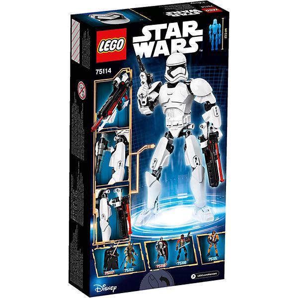 LEGO Star Wars 75114: Штурмовик Первого Ордена