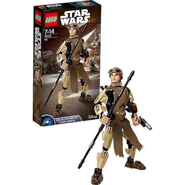 LEGO Star Wars 75113: Рей