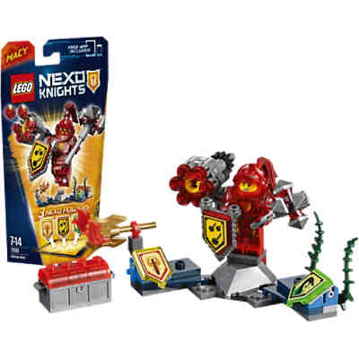 LEGO 70331 Nexo Knights Ultimative Macy