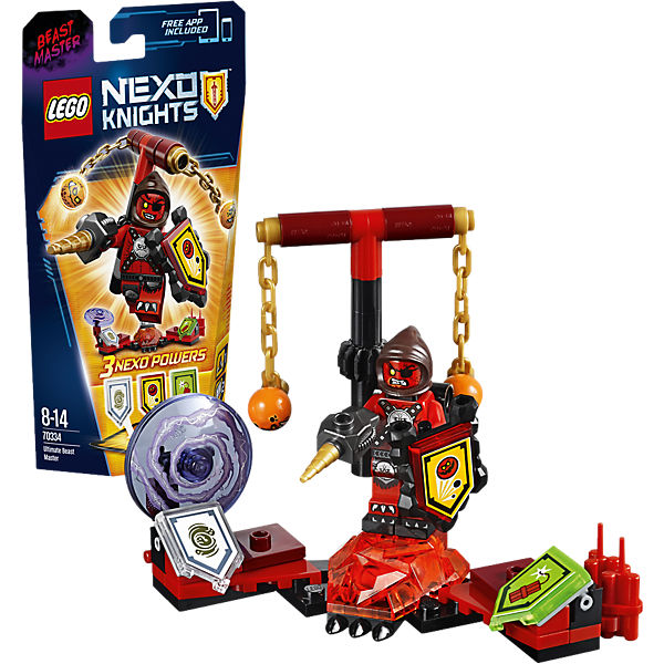 LEGO 70334 Nexo Knights ULTIMATIVER Monster-Meister
