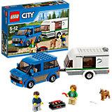 LEGO City 60117: Фургон и дом на колёсах