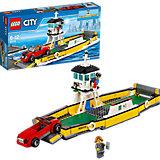 LEGO City 60119: Паром