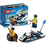 LEGO 60126 City Flucht per Reifen