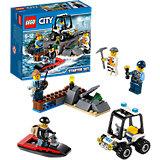 LEGO City 60127: Набор для начинающих «Остров-тюрьма»