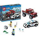 LEGO 60128 City Polizei-Verfolgungsjagd