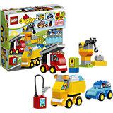 LEGO DUPLO 10816: Мои первые машинки