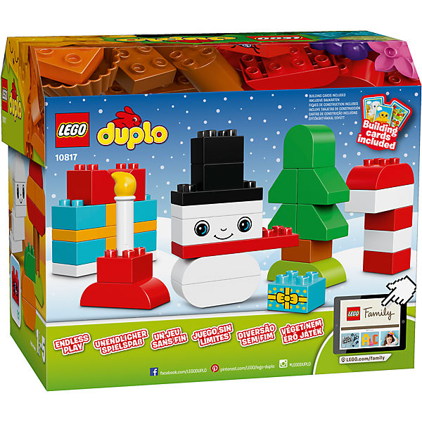 LEGO DUPLO 10817: Времена года