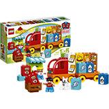 LEGO DUPLO 10818: Мой первый грузовик