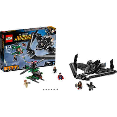 LEGO 76046 Super Heroes: Sky High Battle