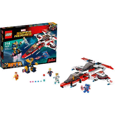 LEGO 76049 Super Heroes Avenjet Weltraummission