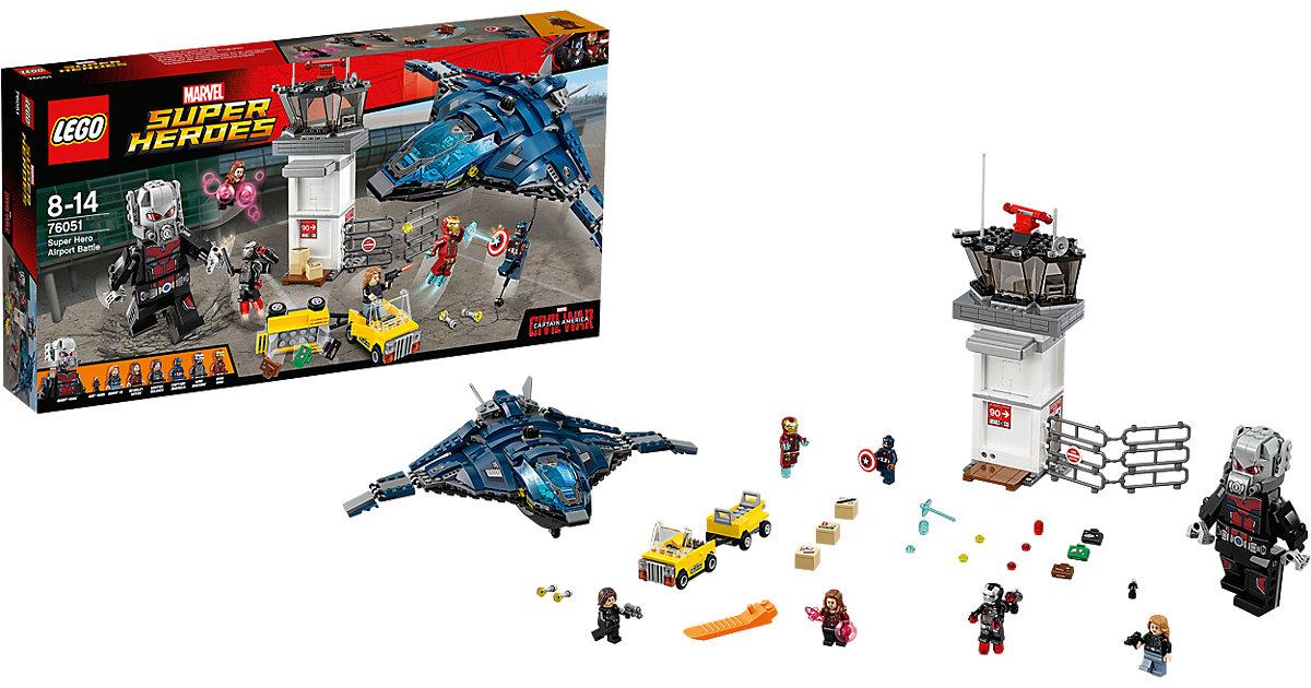 LEGO Super Heroes 76051 - la Guerra Civile dei Super Eroi al miglior prezzo web Italia