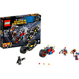 LEGO Super Heroes 76053: Бэтман: Погоня на мотоциклах по Готэм-сити