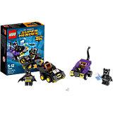 LEGO Super Heroes 76061: Бэтмен против Женщины‑кошки