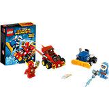 LEGO Super Heroes 76063: Флэш против Капитана Холода